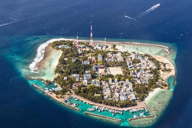 جزيرة villingili