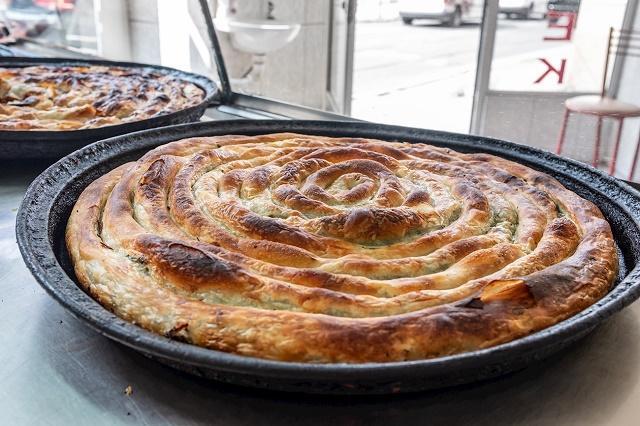 الطعام والمشروبات في البوسنة