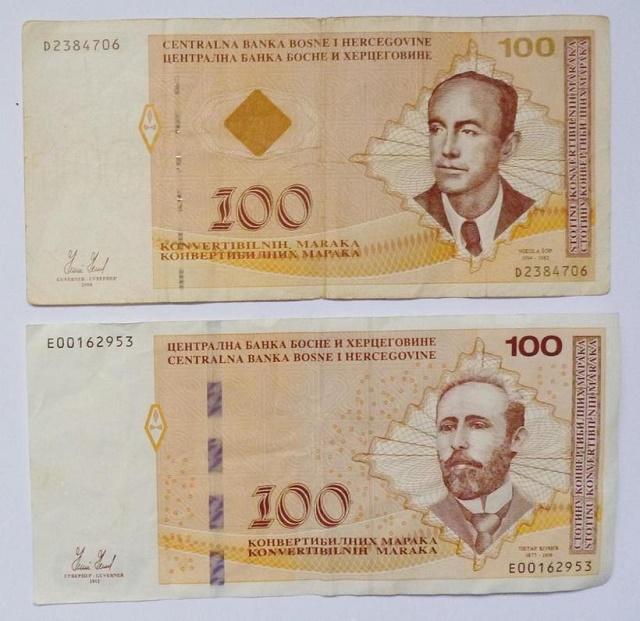 العملة الرسمية في البوسنة