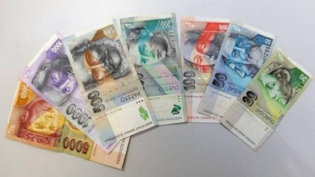العملة الرسمية في سلوفاكيا