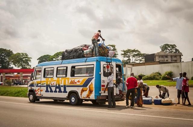 المواصلات في ساحل العاج
