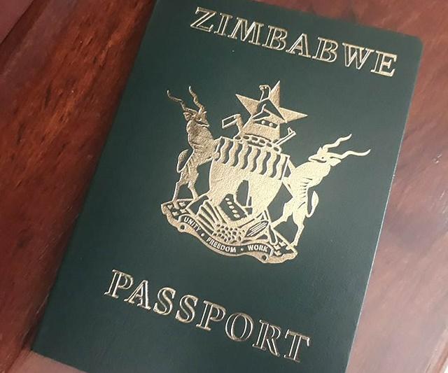 تأشيرة السياحة في زيمبابوي