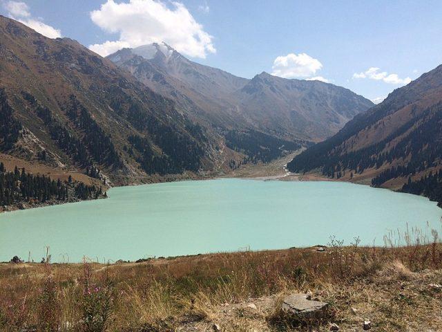 بحيرة الماتي