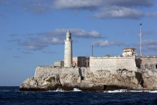 قلعة Castillo de los Tres Reyes del Morro