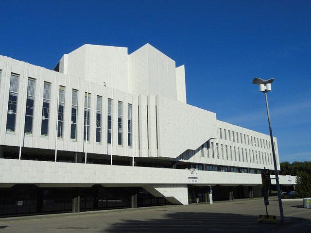 قاعة Finlandia