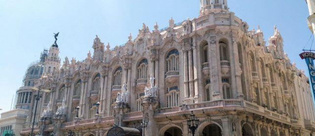 دار Gran Teatro de La Habana للأوبرا