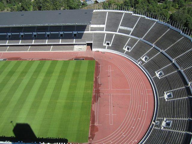 ملعب هلسنكي الاولمبي