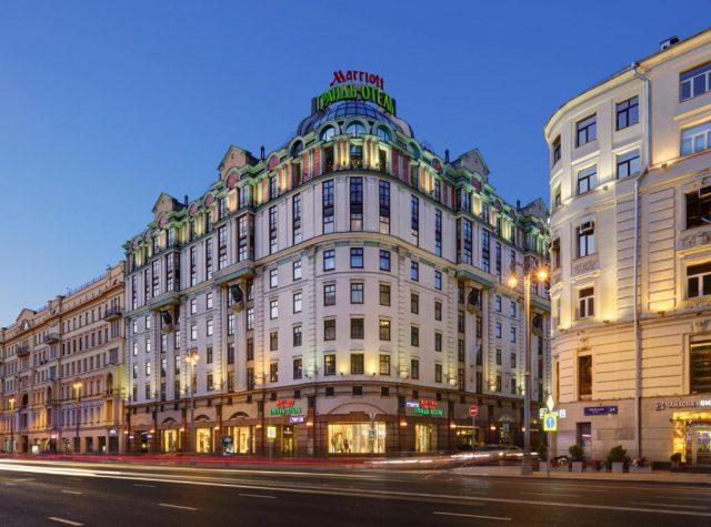 فنادق موسكو