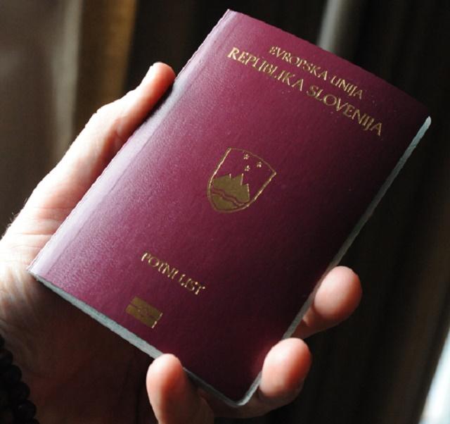 تأشيرة سلوفينيا