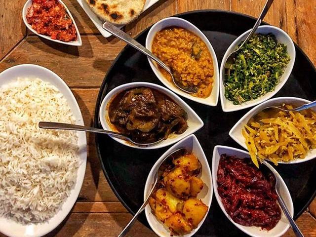 الطعام في سريلانكا