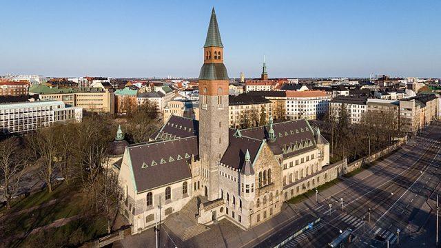 المتحف الوطني الفنلندي