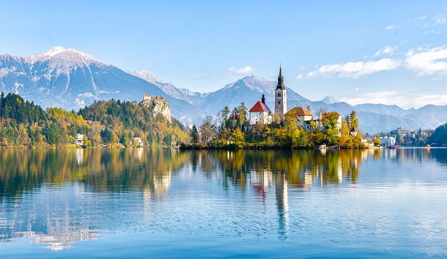 افضل وقت للسفر الى سلوفينيا