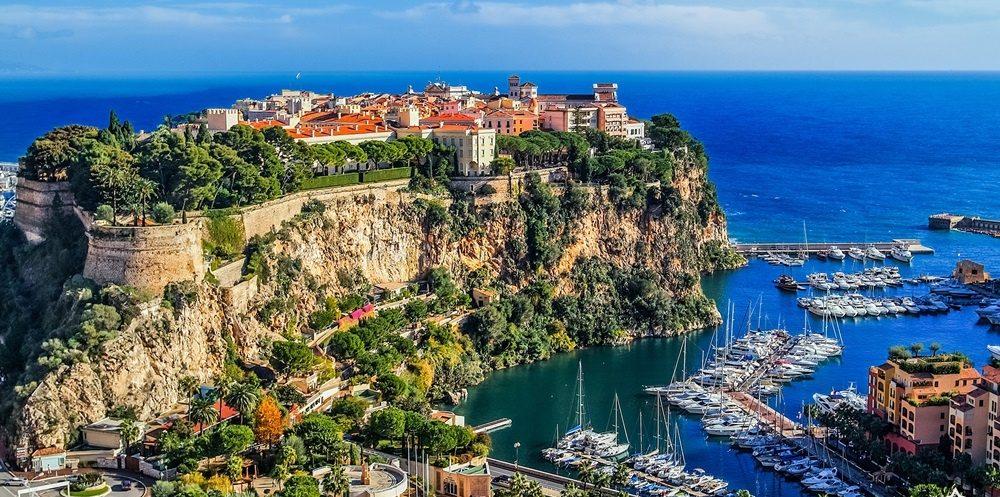 قلعة موناكو