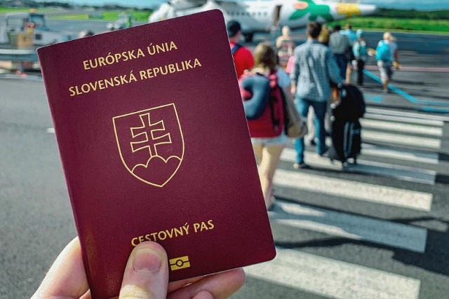تأشيرة سلوفاكيا