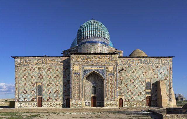 السياحة في تركستان