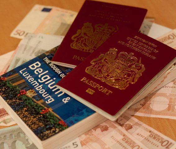 تأشيرة السياحة في بلجيكا