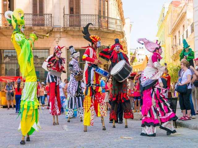 مهرجانات هافانا في ديسمبر
