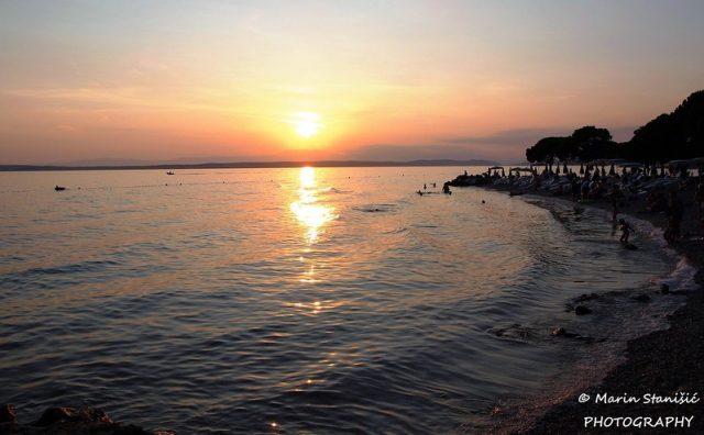 شواطئ كرواتيا في فصل الصيف