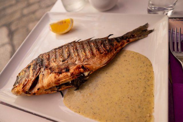 الطعام في كرواتيا