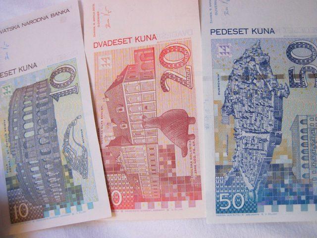 العملة الرسمية في كرواتيا