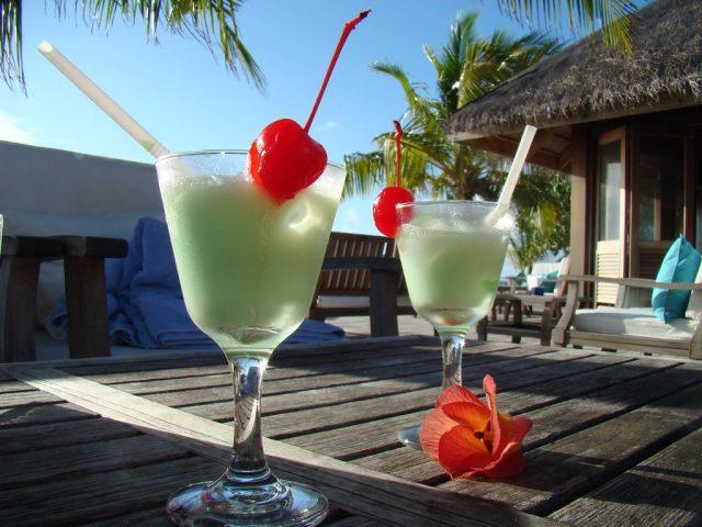 المشروبات في جزر المالديف