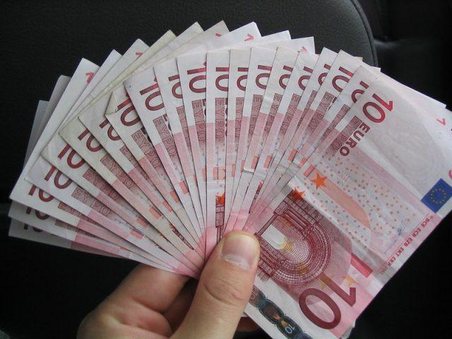 العملة الرسمية في ايرلندا
