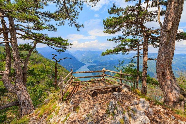 الطبيعة في صربيا