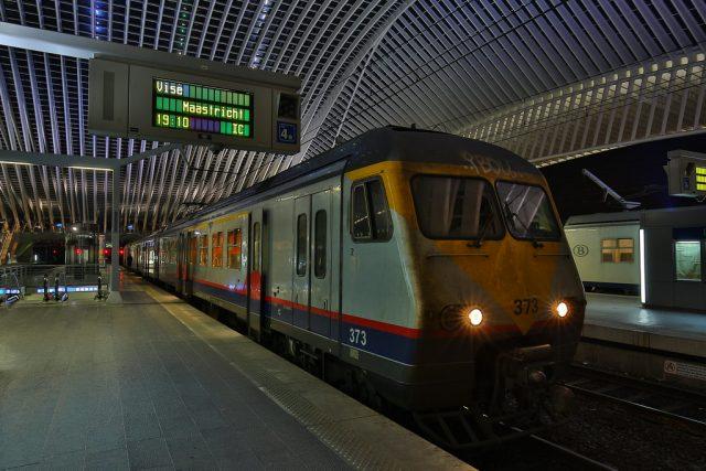 وسائل التنقل في بلجيكا