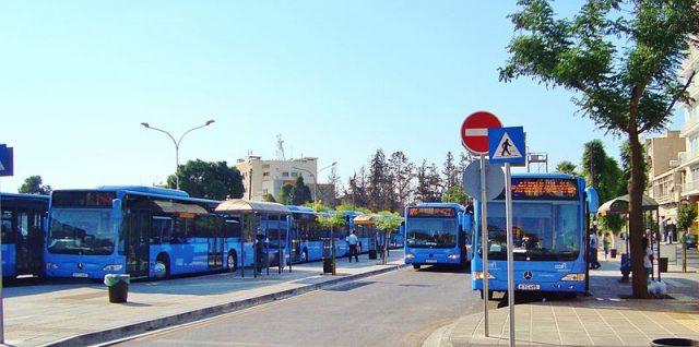 وسائل النقل في قبرص