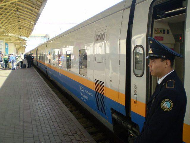 وسائل التنقل في كازاخستان