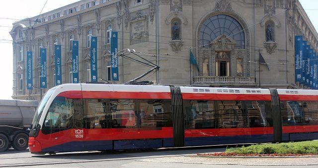 وسائل النقل في صربيا