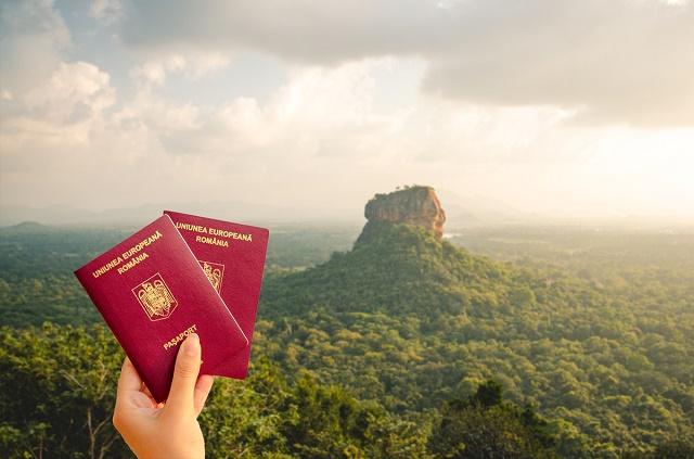تأشيرة سريلانكا