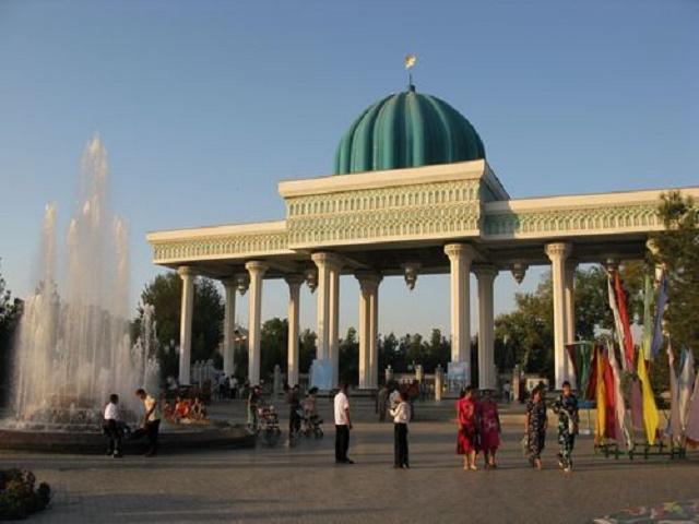 السياحة في أنديجان