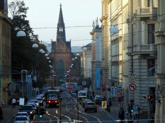 السياحة في برنو