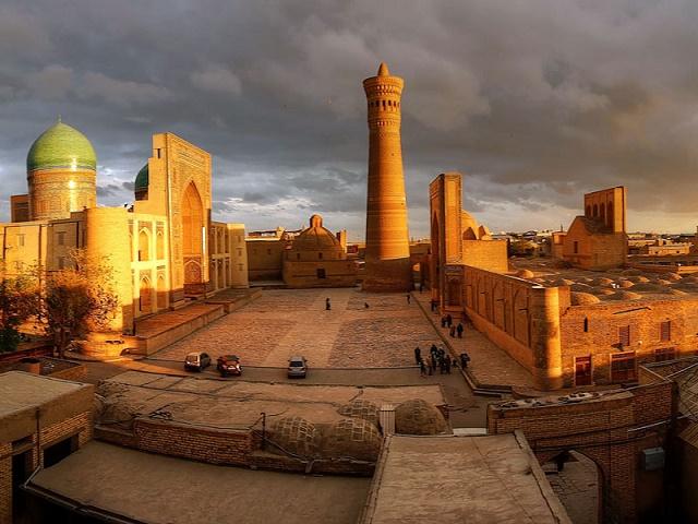 مدينة بخارى