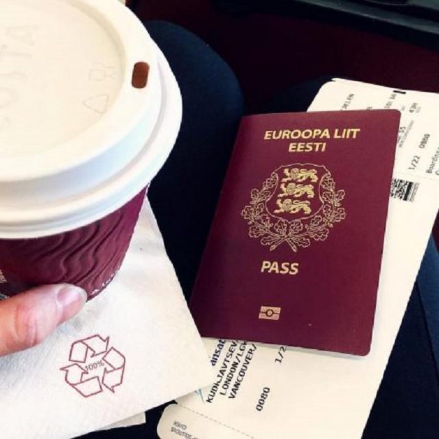 تأشيرة السياحة في استونيا