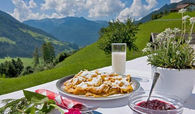 الطعام في النمسا