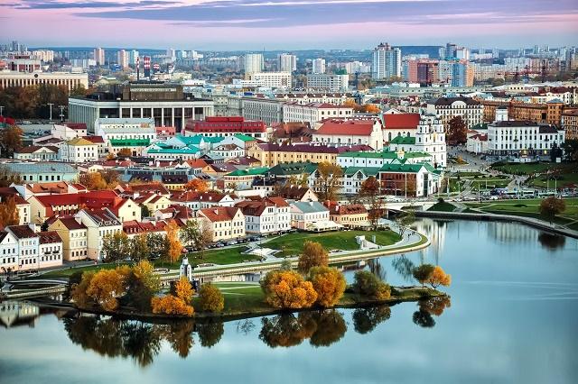 السياحة في مينسك