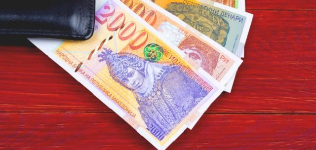 العملة الرسمية في مقدونيا