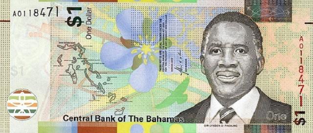 العملة الرسمية في جزر البهاما