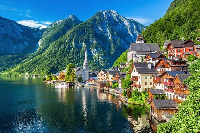 افضل وقت للسفر الى النمسا