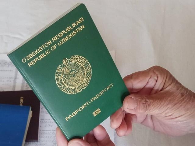 تأشيرة السياحة في اوزباكستان