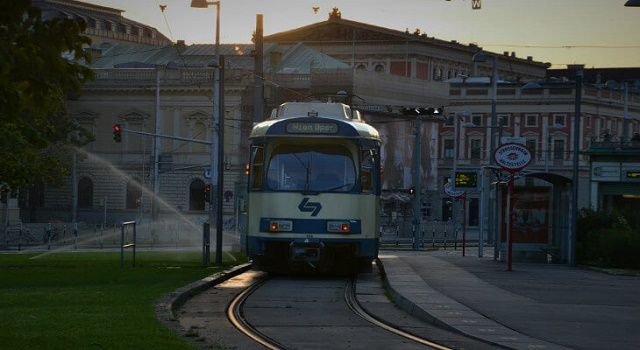 المواصلات في النمسا