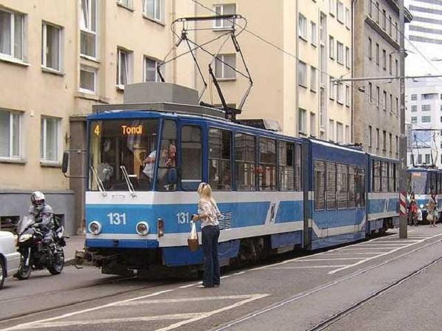 المواصلات في استونيا