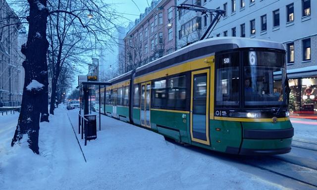 المواصلات في فنلندا