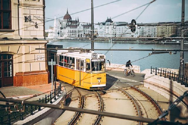 المواصلات في المجر