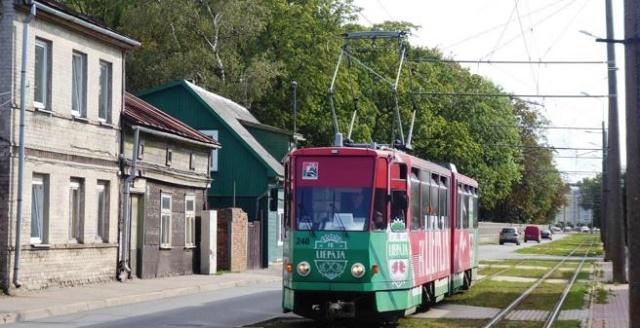 المواصلات في لاتفيا