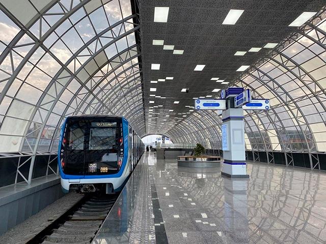 المواصلات والتنقل في اوزباكستان