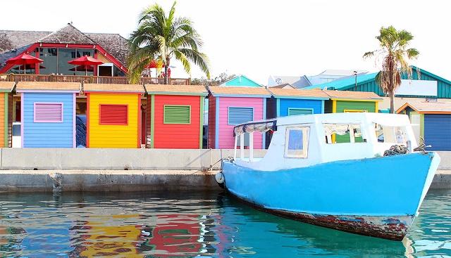 المواصلات في جزر البهاما
