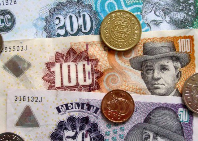 العملة الرسمية في الدنمارك
